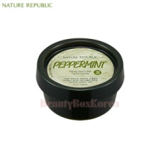 NATURE REPUBLIC Real Nature Clay Mask [Peppermint&Seaweed] 70g